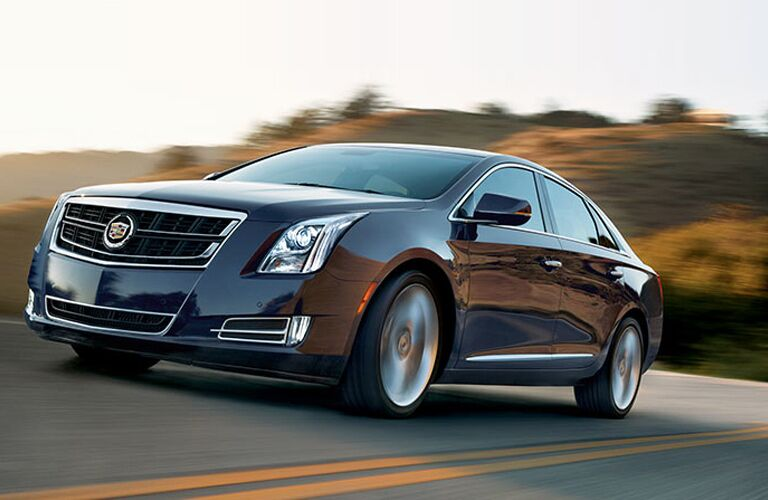 2016 Cadillac XTS from the front