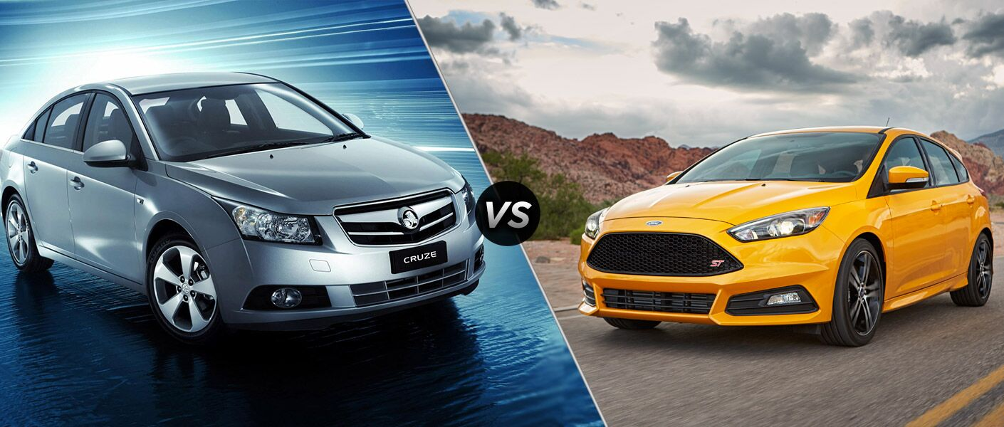 2016 Chevy Cruze vs 2016 Ford Focus