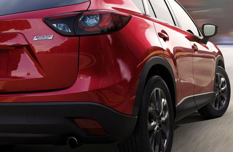 2016 Mazda CX-5 Alexandria MN turning