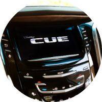 Cadillac User Experience XTS