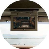 2016 Cadillac Escalade rear entertainment system