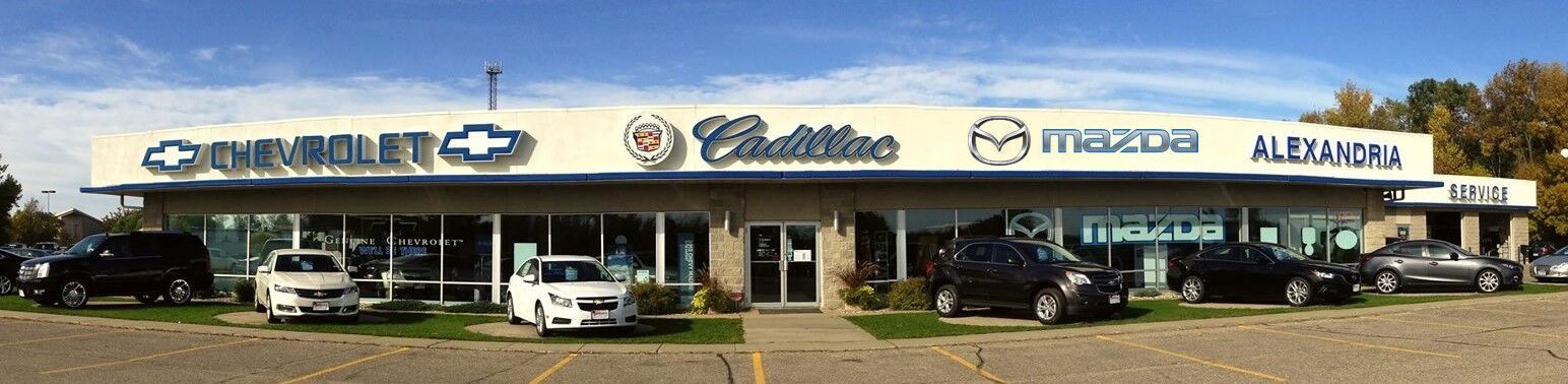 About Alexandria Motors A Alexandria Mn Dealership