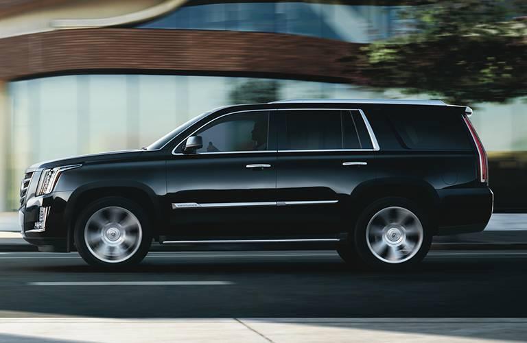 Spacious and versatile Cadillac Escalade