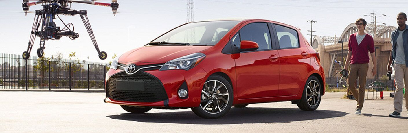 2017 Toyota Yaris Fort Smith AR