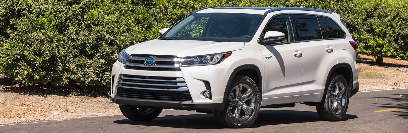 2017 Toyota Highlander Hybrid Fort Smith AR