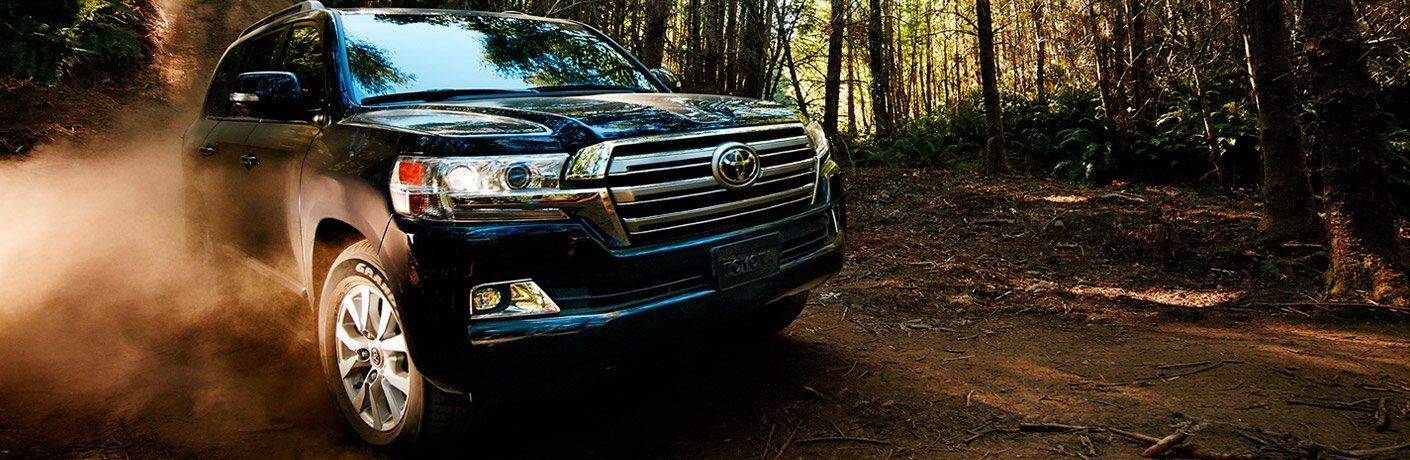2017 Toyota Land Cruiser Fort Smith AR