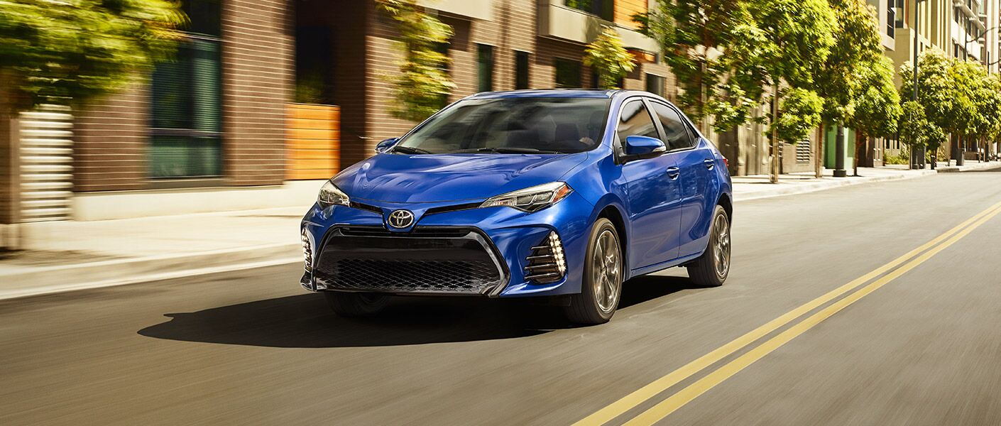 2017 Toyota Corolla Fort Smith AR