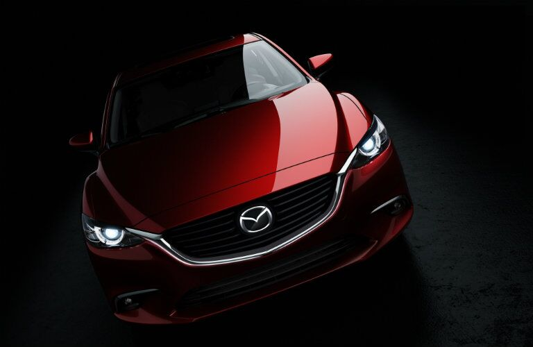 Red 2017 Mazda6 Grand Touring