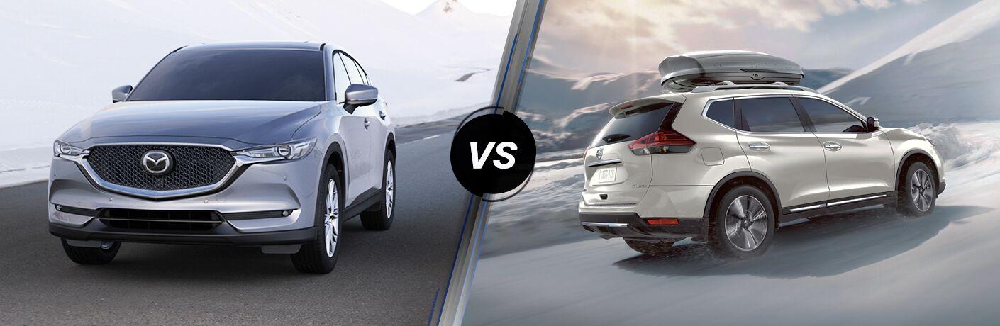 2020 Mazda CX-5 vs 2020 Nissan Rogue