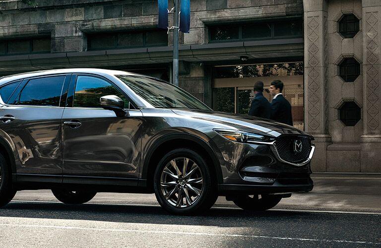 2020 Mazda CX-5 exterior profile