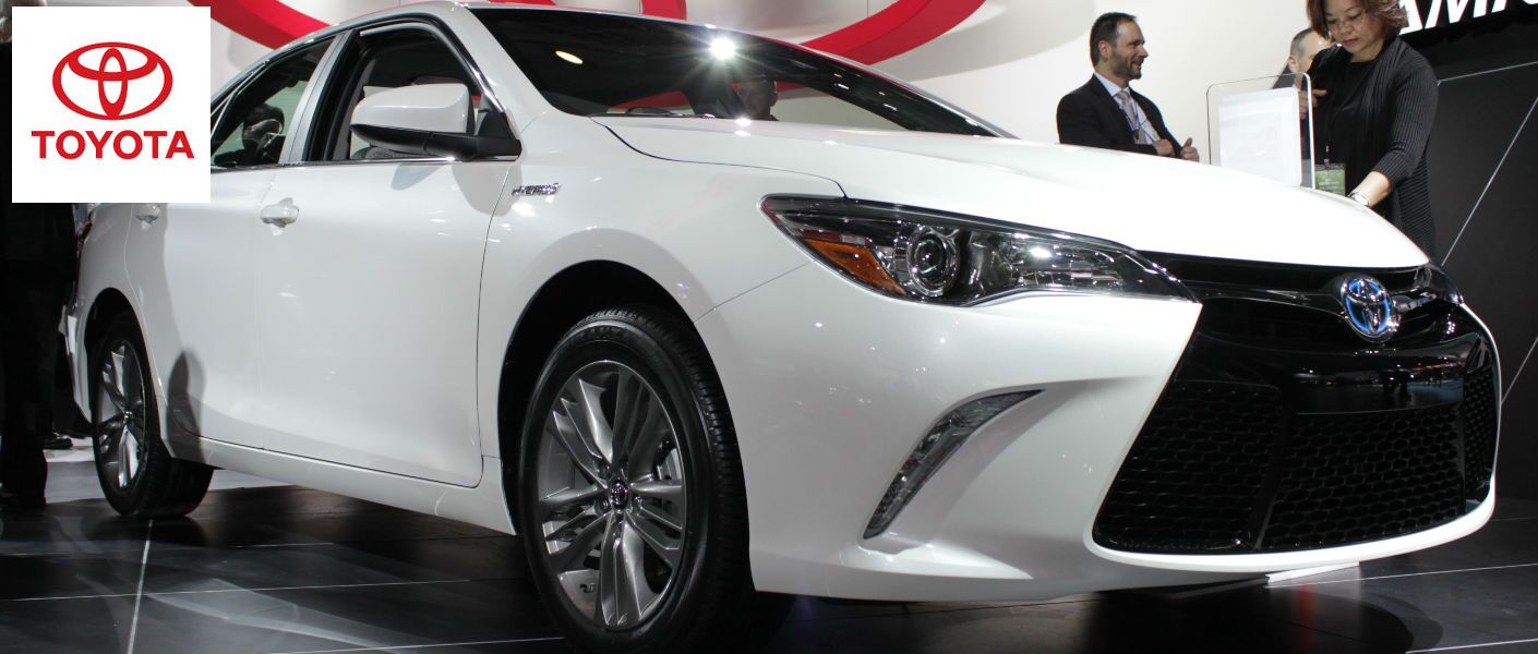 2015 Toyota Camry Hybrid Bloomington IN