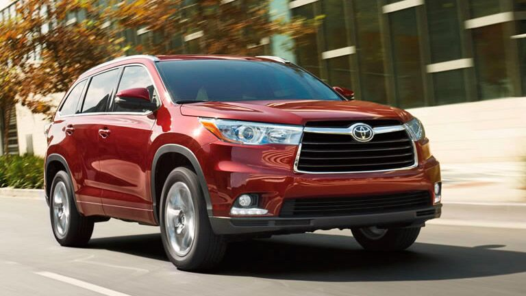 2015 Toyota Highlander Bloomington IN