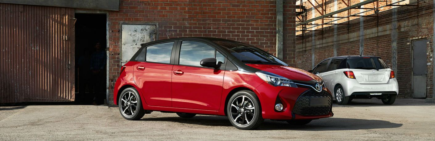 2016 Toyota Yaris Bloomington IN