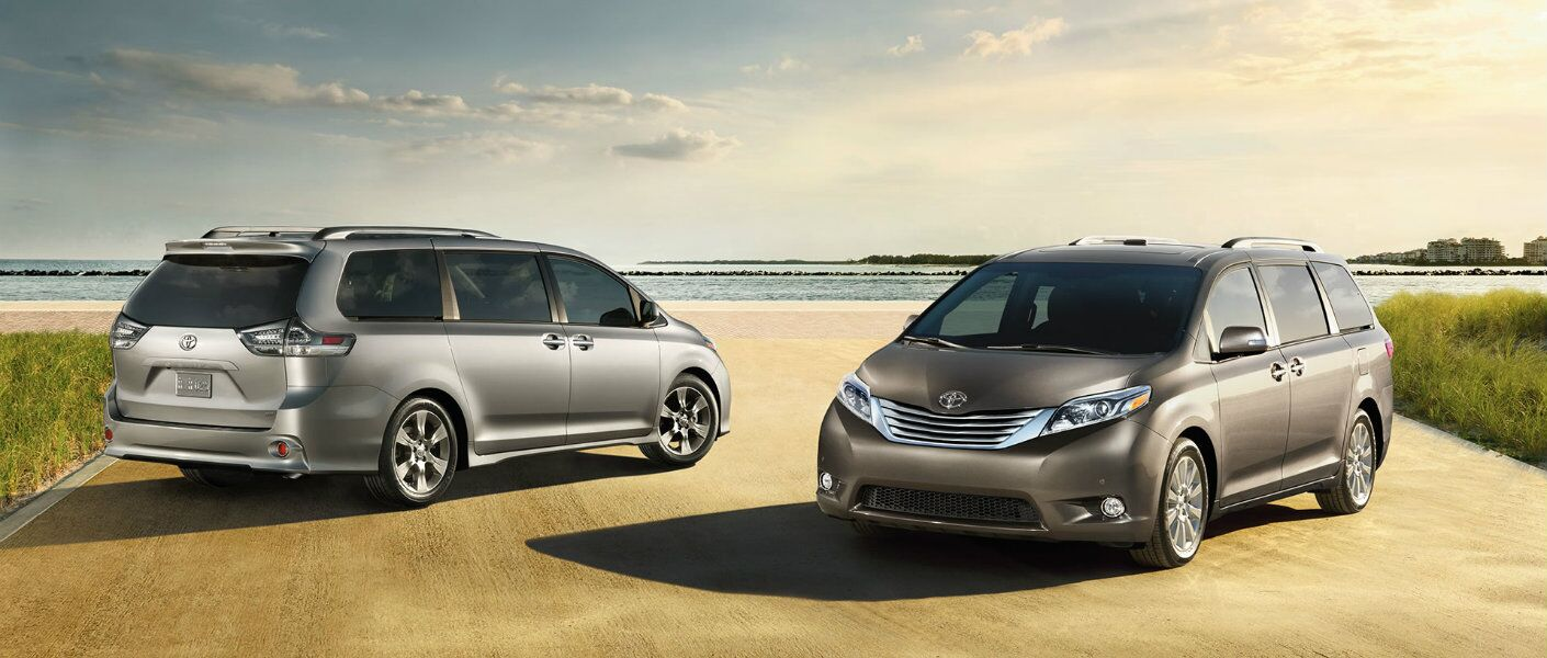 2017 Toyota Sienna Bloomington, IN