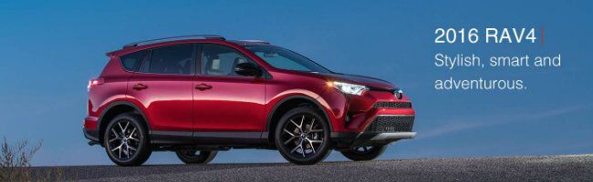 2016 Toyota RAV4 Bloomington IN