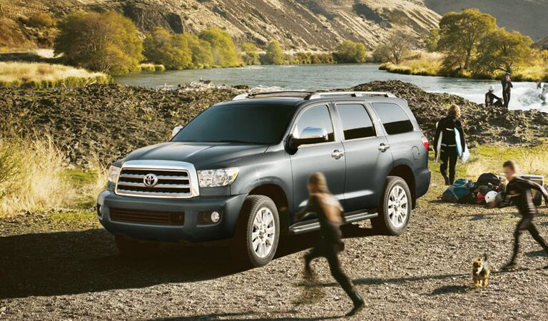 toyota sequoia for sale bloomington in