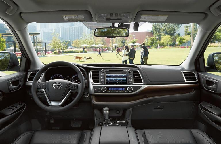 2016 Toyota Highlander Interior