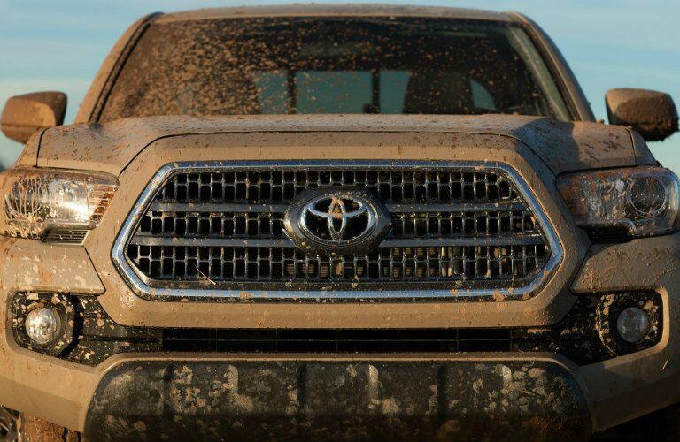 2016 Toyota Tacoma Vacaville CA off-road capabilities