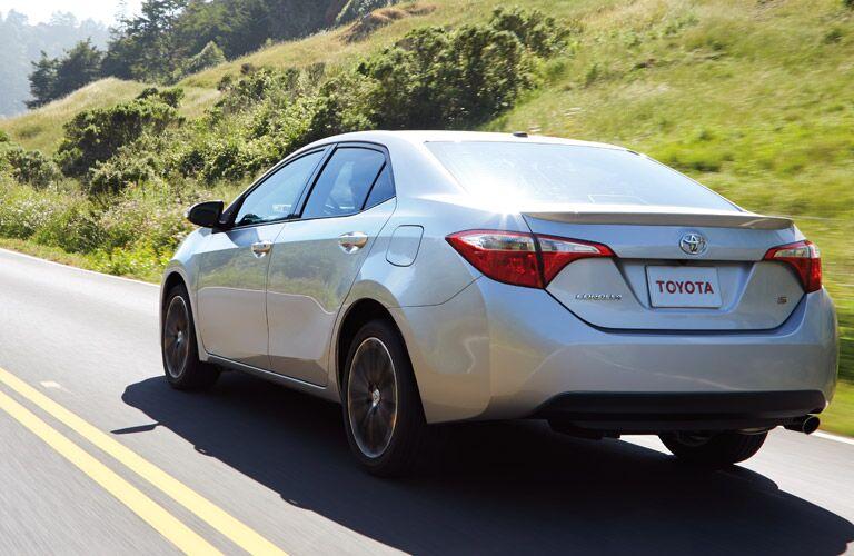 2015 Toyota Corolla Vacaville CA