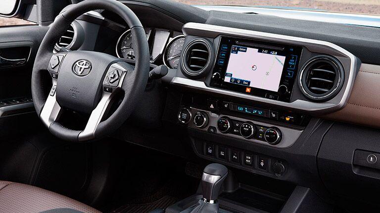 2016 Toyota Tacoma Vacaville CA interior