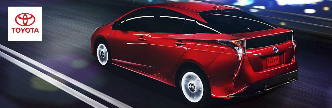2016 Toyota Prius Vacaville CA