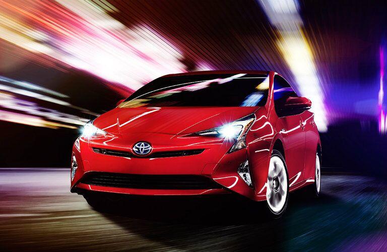 2016 Toyota Prius Vacaville CA front exterior