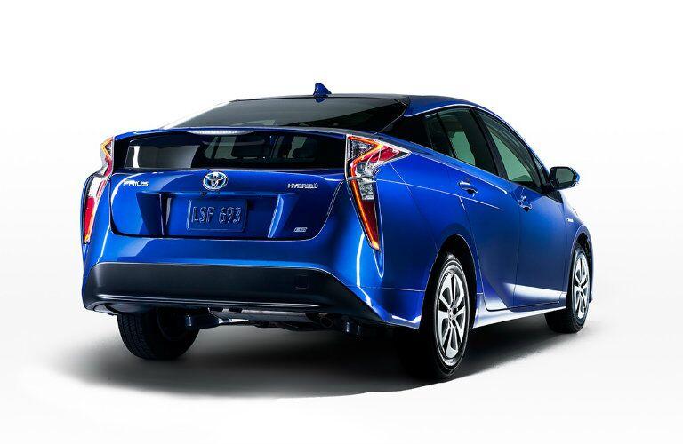 2016 Toyota Prius Vacaville CA exterior rear