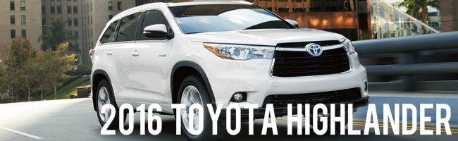 2016 Toyota Highlander Vacaville CA