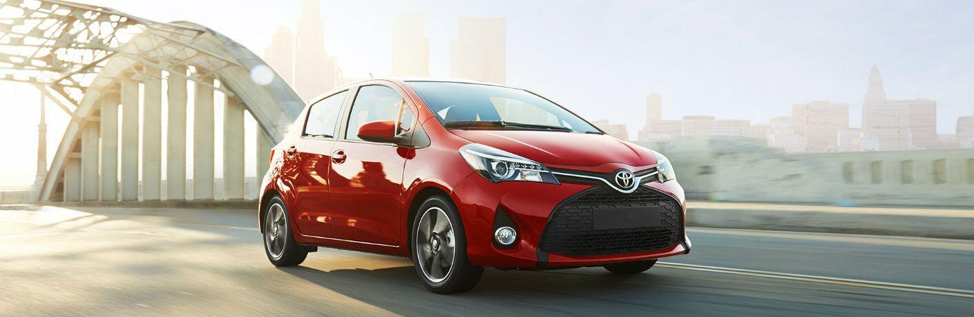 2017 Toyota Yaris Vacaville CA