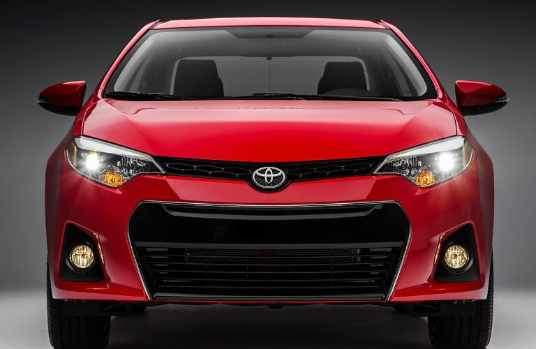 2016 Toyota Corolla Special Edition Vacaville CA front