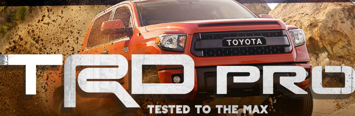What is the TRD Pro Series?