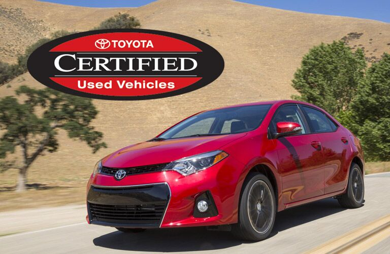 Purchase your next car at Toyota Vacaville