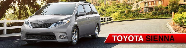 You May Also Like Toyota Sienna