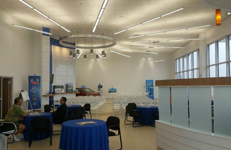 Kokomo Auto World New Showroom