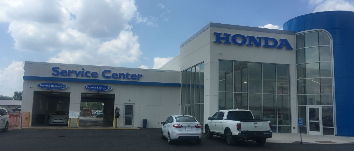 Kokomo Auto World Completed New Building