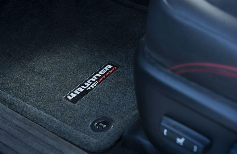 Toyota 4RUNNER TRD Floor Mats
