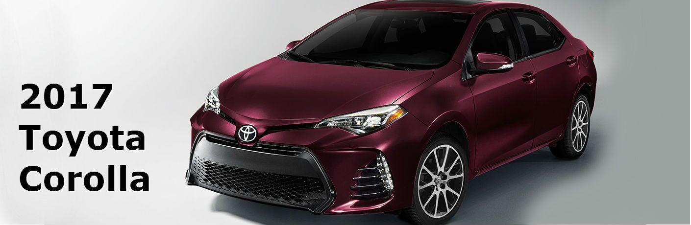2017 Toyota Corolla Kokomo IN