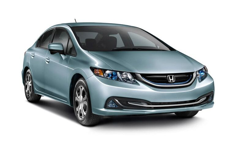 2015 Honda Civic vs 2015 Honda Accord