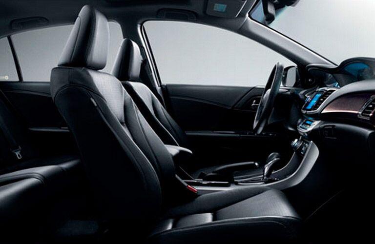 2015 Honda Civic Interior
