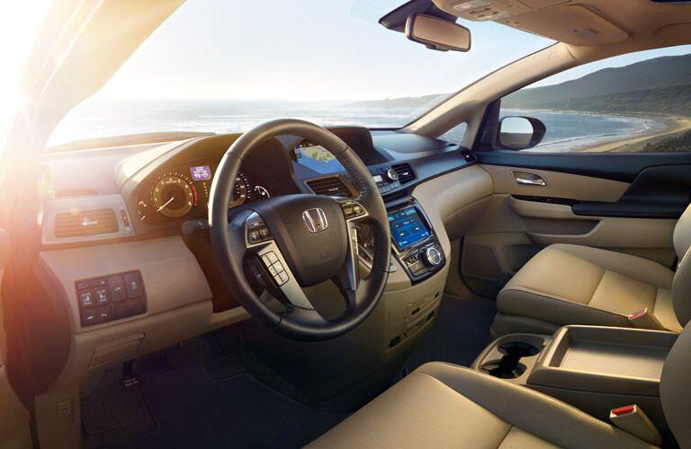 2015 Honda Odyssey Interior
