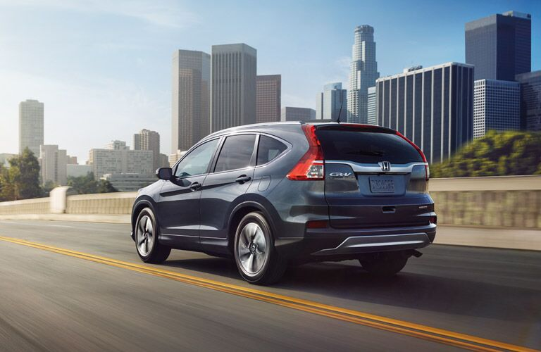 2016 Honda CR-V vs 2016 Toyota RAV4 engine options