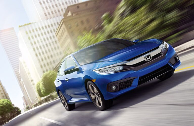 2016 Honda Civic vs 2016 Chevy Cruze gas mileage