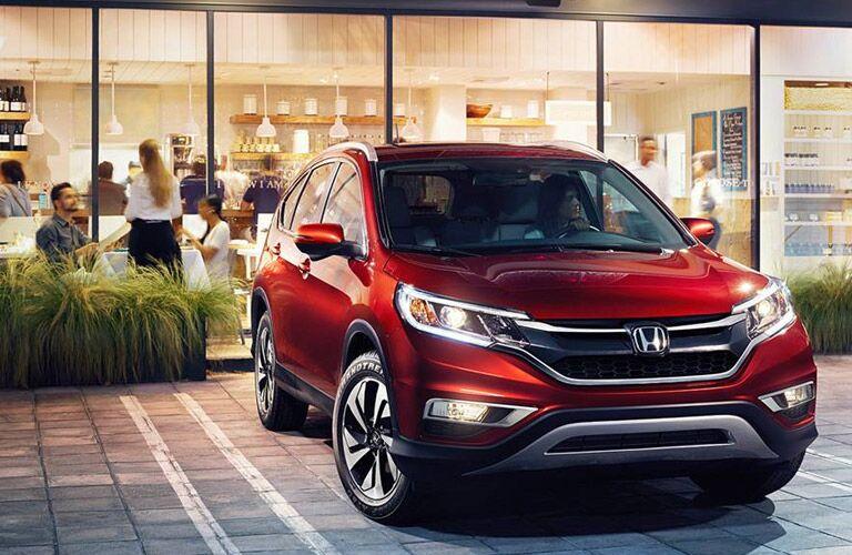 2016 Honda CR-V vs 2016 Hyundai Tucson price