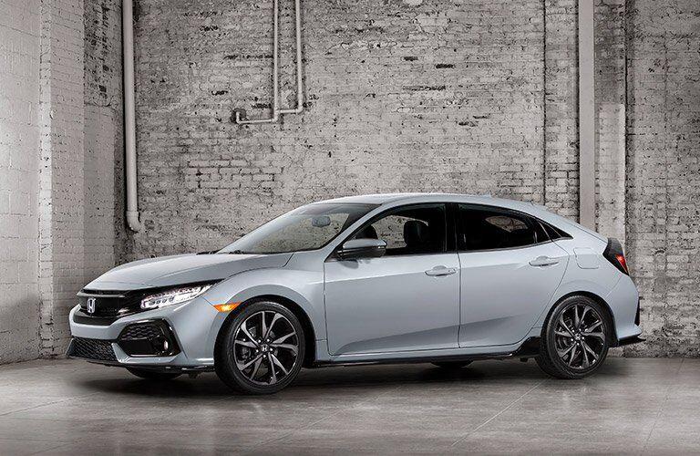 2017 Honda Civic Hatchback engine performance