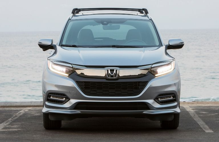 2020 Honda HR-V parked in a parking space