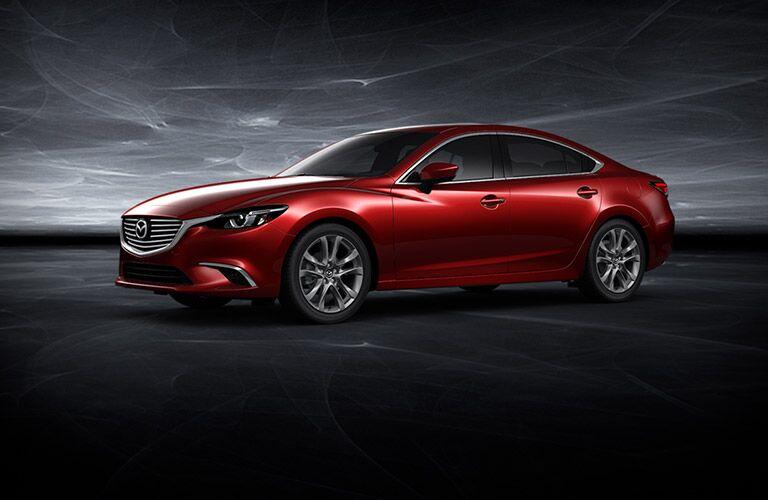 2016 Mazda6 performance specs