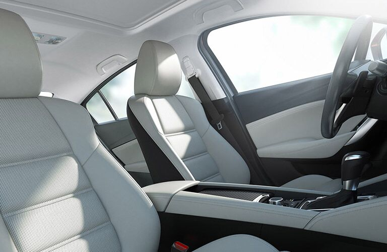 2016 Mazda6 interior options