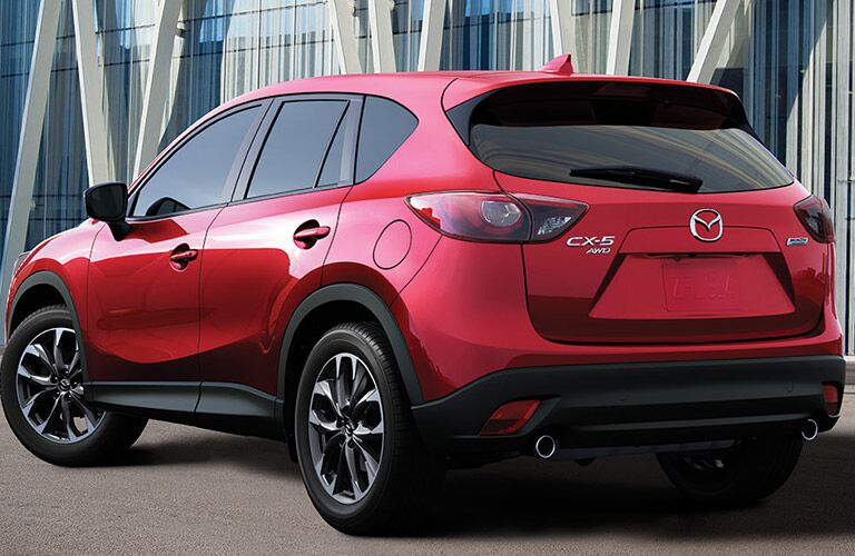 2016 Mazda CX-5 fuel economy and performance ratings