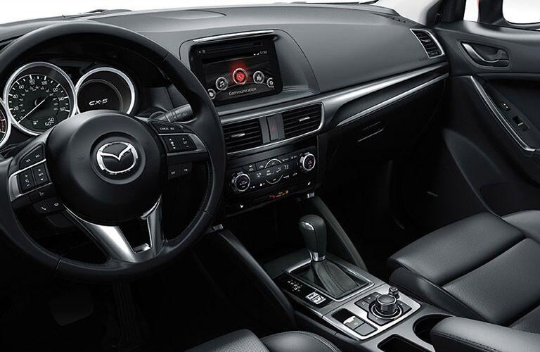 2016 Mazda CX-5 interior view