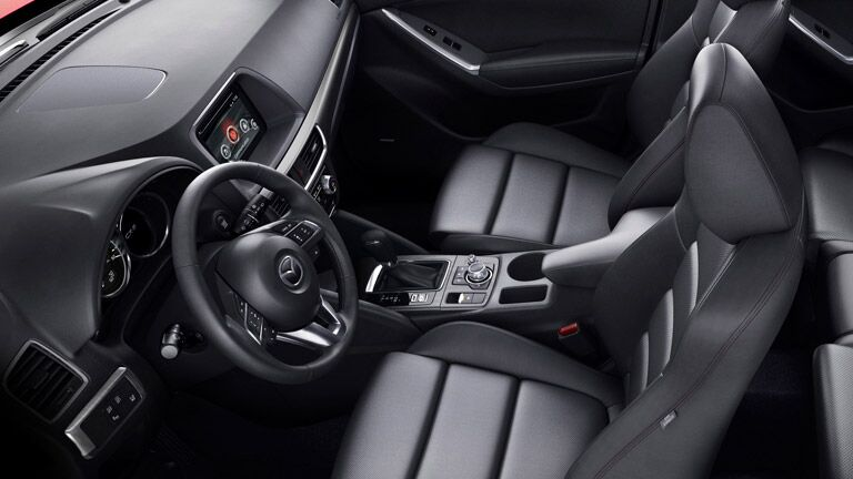 2016 Mazda CX-5 Safety Features and Options